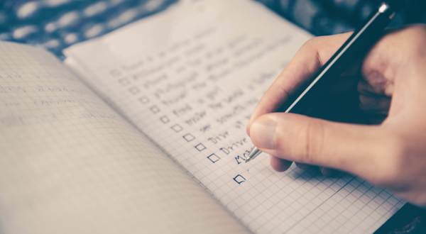 Why You Shouldn't Try to Cross Everything Off Your To-do List Before the Break